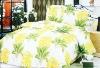 100% 4pcs jacquard comforter set