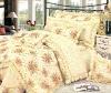 100% COTTON 7 piece bedding set bed cover set quilt cover set