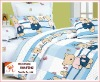 100% COTTON Baby/Children bedding sets Cartoon bed sheets/ Printed Bedding Sets 001