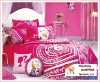 100% COTTON Baby/Children bedding sets Cartoon bed sheets/ Printed Bedding Sets 002