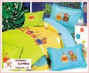 100% COTTON Baby/Children bedding sets Cartoon bed sheets/ Printed Bedding Sets 006