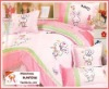 100% COTTON Baby/Children bedding sets Cartoon bed sheets/ Printed Bedding Sets 010