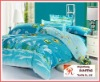 100% COTTON Baby/Children bedding sets Cartoon bed sheets/ Printed Bedding Sets 011
