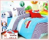 100% COTTON Baby/Children bedding sets Cartoon bed sheets/ Printed Bedding Sets 014
