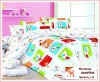100% COTTON Baby/Children bedding sets Cartoon bed sheets/ Printed Bedding Sets 017