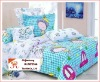 100% COTTON Baby/Children bedding sets Cartoon bed sheets/ Printed Bedding Sets 021