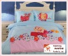 100% COTTON Baby/Children bedding sets Cartoon bed sheets/ Printed Bedding Sets 024