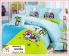 100% COTTON Baby/Children bedding sets Cartoon bed sheets/ Printed Bedding Sets 026
