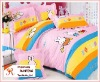 100% COTTON Baby/Children bedding sets Cartoon bed sheets/ Printed Bedding Sets 029