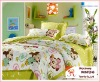 100% COTTON Baby/Children bedding sets Cartoon bed sheets/ Printed Bedding Sets 030