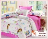 100% COTTON Baby/Children bedding sets Cartoon bed sheets/ Printed Bedding Sets 038