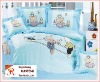 100% COTTON Baby/Children bedding sets Cartoon bed sheets/ Printed Bedding Sets 039