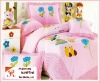 100% COTTON Baby/Children bedding sets Cartoon bed sheets/ Printed Bedding Sets 041