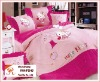 100% COTTON Baby/Children bedding sets Cartoon bed sheets/ Printed Bedding Sets 042