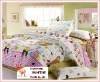 100% COTTON Baby/Children bedding sets Cartoon bed sheets/ Printed Bedding Sets 043