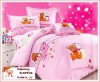 100% COTTON Baby/Children bedding sets Cartoon bed sheets/ Printed Bedding Sets 044