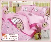 100% COTTON Baby/Children bedding sets Cartoon bed sheets/ Printed Bedding Sets 045