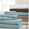 100% COTTON RIBBED TOWEL