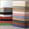 100% COTTON TERRY BATH TOWEL SOLID DYED SUPER SOFT