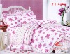 100% COTTON bed linen bed sheet set bed cover
