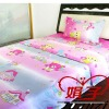 100% Cotton 3 pcs bedding set
