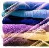 100 % Cotton 70*140 solid bath towels