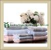 100% Cotton Bath towel set solid color