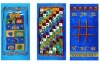 100% Cotton Game Towel Set 3 Assorted Designs for beach or game
