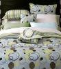 100%Cotton Jacquard loose 1cm hotel bedding