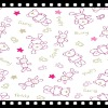 100% Cotton Jersey Printed Fabric