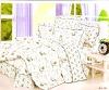 100% Cotton Lace Printed Bedding Set,Comforter Set
