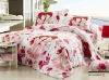 100% Cotton Pigment Printed Bedding Set