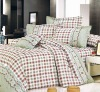 100% Cotton Reactive Printed Bedding Sets Bed Sheet,Duvet Cover--4pcs