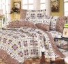 100% Cotton Reactive Printed Bedding Sets Bed Sheet,Duvet Cover--4pcs