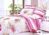100% Cotton Reactive Printed Bedsheet Set