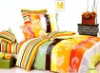 100% Cotton Reactive Printed Bedsheet Set