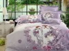 100% Cotton Reactive Printing Bedding Set