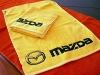 100% Cotton golf towel