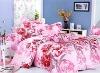 100% Cotton pigment Bedding set