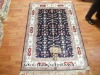 100% Hand Knotted Persian Pattern Silk Rugs