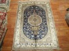 100% Handmade Persian Silk Rugs