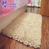 100% Micro Fiber Chenille Rug chenille bath rug bedroom mat floor rug