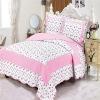 100% Natural Light Pink Silk Quilt
