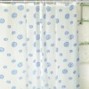 100%PVC EVA Polyester -Shower curtain