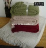 100% Polyester Chenille Blanket Sofa Throws