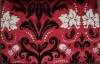 100% Polyester Dyed and Embossed Fabric