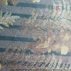 100% Polyester Jacquard Flame Retardant Curtain Fabrics
