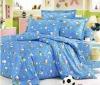100%Polyester Peach Printed Bedding Set/Bedding Sets