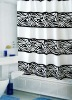 100% Polyester Printed for Shower Curtain