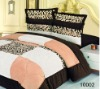 100% Polyester comforter bedding set